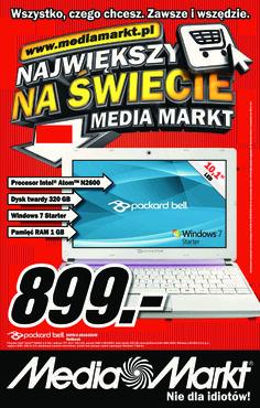 Gazetka promocyjna Media Markt, ważna od 02.08.2013 do 08.08.2013.