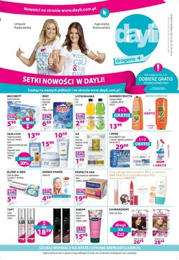 Gazetka promocyjna Dayli, ważna od 25.08.2014 do 07.09.2014.