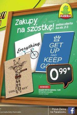 Gazetka promocyjna Żabka, ważna od 27.08.2014 do 09.09.2014.