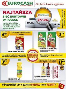 Gazetka promocyjna Eurocash Cash&Carry, ważna od 01.09.2014 do 14.09.2014.