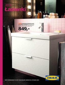 Gazetka promocyjna Ikea, ważna od 01.09.2014 do 23.07.2015.