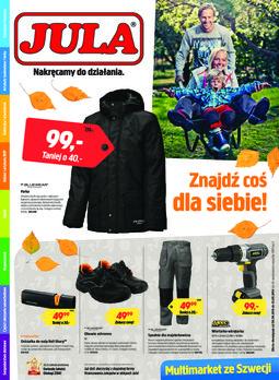 Gazetka promocyjna Jula, ważna od 08.09.2014 do 23.09.2014.