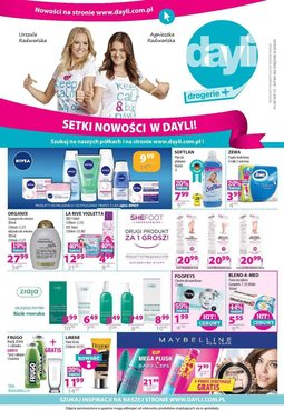 Gazetka promocyjna Dayli, ważna od 08.09.2014 do 21.09.2014.