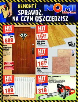 Gazetka promocyjna Nomi, ważna od 12.09.2014 do 25.09.2014.