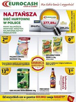 Gazetka promocyjna Eurocash Cash&Carry, ważna od 15.09.2014 do 28.09.2014.