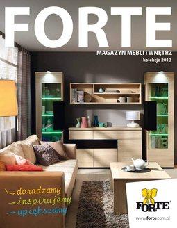 Gazetka promocyjna Forte, ważna od 25.03.2013 do 02.02.2015.