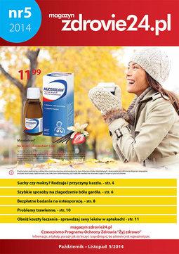 Gazetka promocyjna Apteka Magiczna, ważna od 01.10.2014 do 30.11.2014.