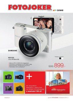 Gazetka promocyjna Fotojoker, ważna od 30.09.2014 do 31.10.2014.