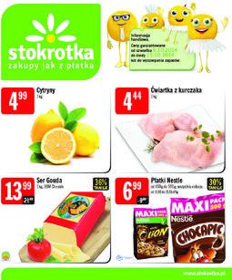 Gazetka promocyjna Stokrotka, ważna od 09.10.2014 do 15.10.2014.