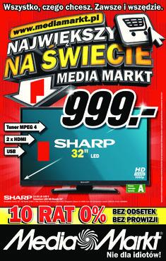 Gazetka promocyjna Media Markt, ważna od 09.08.2013 do 18.08.2013.