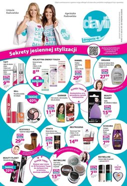 Gazetka promocyjna Dayli, ważna od 20.10.2014 do 02.11.2014.