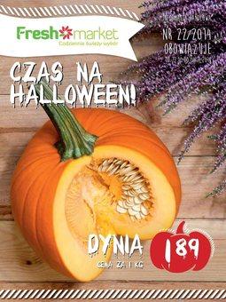 Gazetka promocyjna Freshmarket, ważna od 22.10.2014 do 04.11.2014.