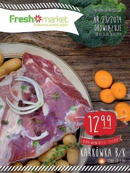 Gazetka promocyjna Freshmarket, ważna od 05.11.2014 do 18.11.2014.