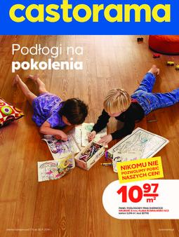 Gazetka promocyjna Castorama, ważna od 07.11.2014 do 30.11.2014.