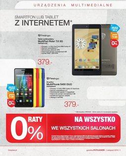 Gazetka promocyjna Fotojoker, ważna od 10.11.2014 do 17.11.2014.