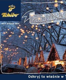 Gazetka promocyjna Tchibo, ważna od 17.11.2014 do 23.11.2014.