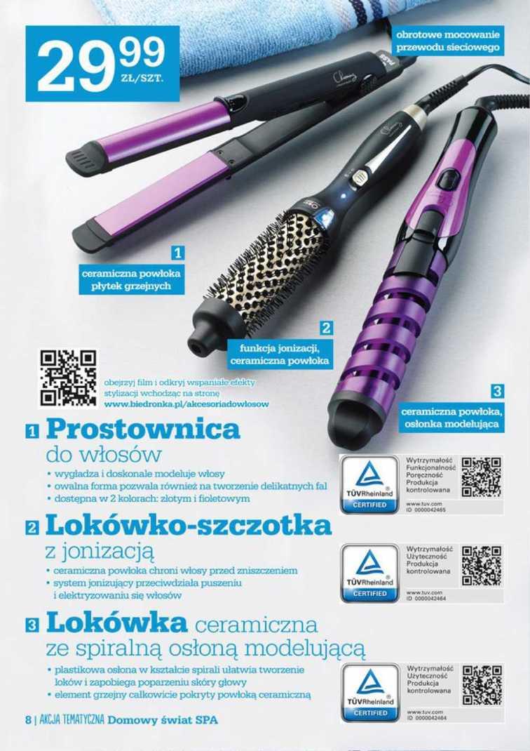 Gazetka sieci Biedronka, ważna od 2015-01-29 do 2015-02-04, strona 8