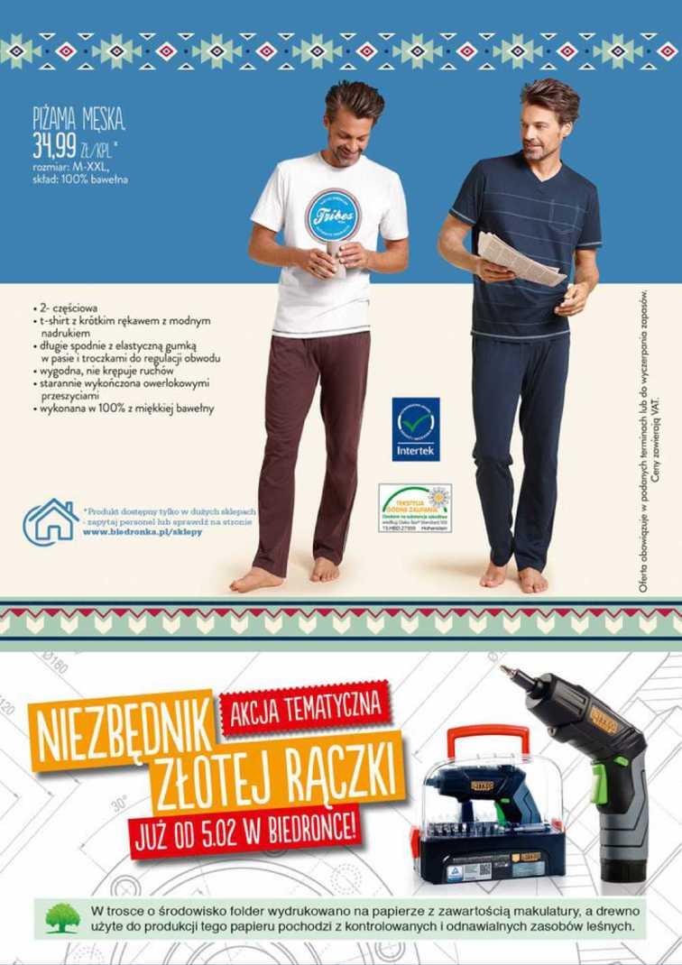 Gazetka sieci Biedronka, ważna od 2015-01-29 do 2015-02-04, strona 16