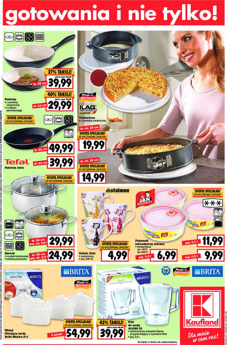 Gazetka sieci Kaufland, ważna od 2015-03-12 do 2015-03-18, strona 27