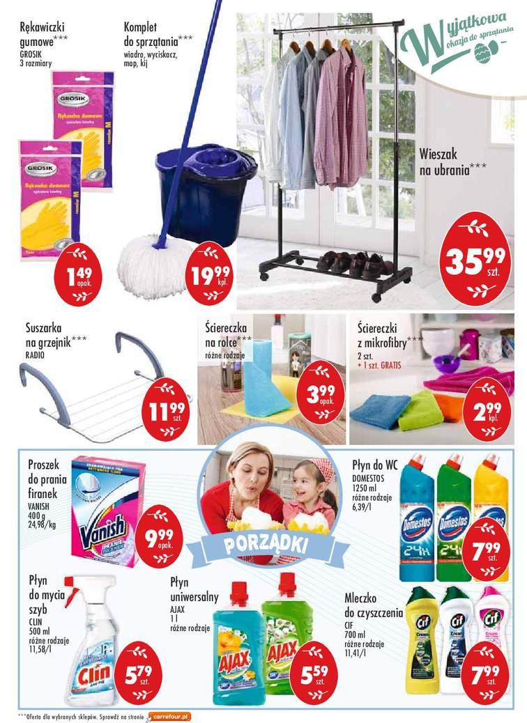 Gazetka sieci Carrefour, ważna od 2015-03-18 do 2015-03-23, strona 11
