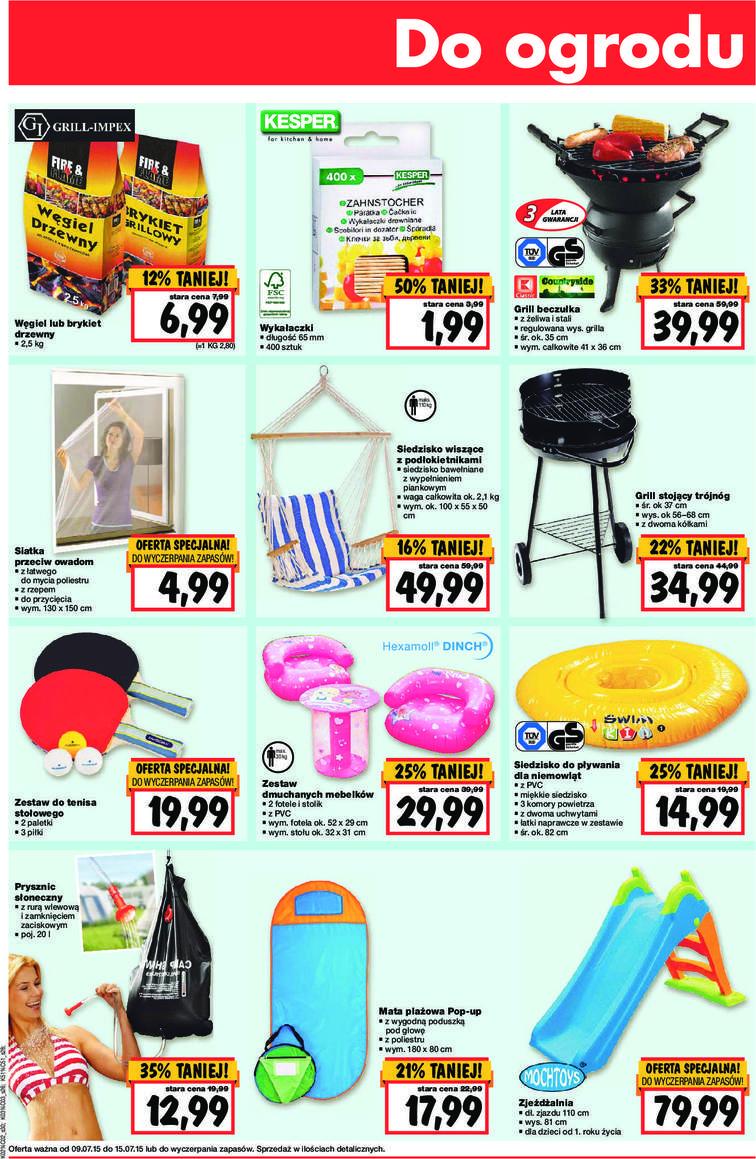 Gazetka sieci Kaufland, ważna od 2015-07-09 do 2015-07-15, strona 26