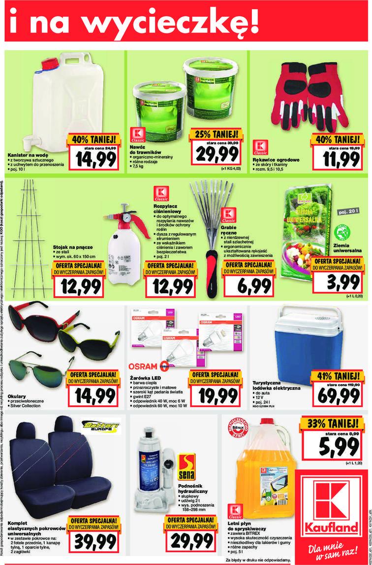 Gazetka sieci Kaufland, ważna od 2015-07-09 do 2015-07-15, strona 27