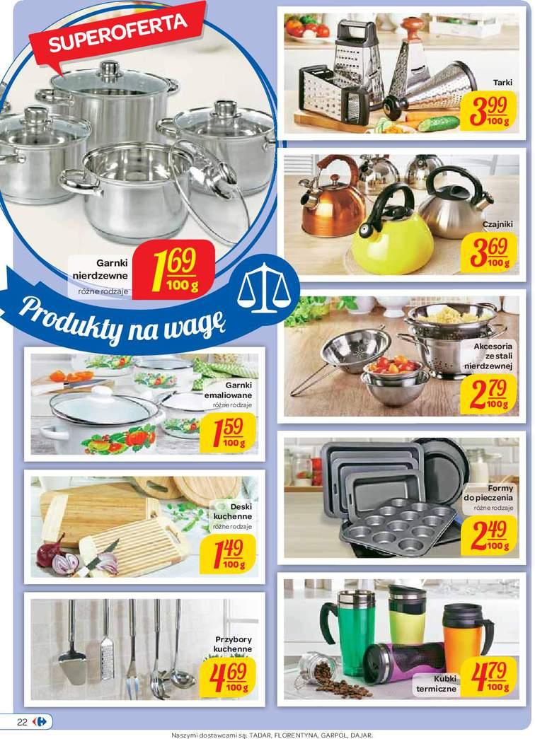 Gazetka sieci Carrefour, ważna od 2015-09-01 do 2015-09-14, strona 22