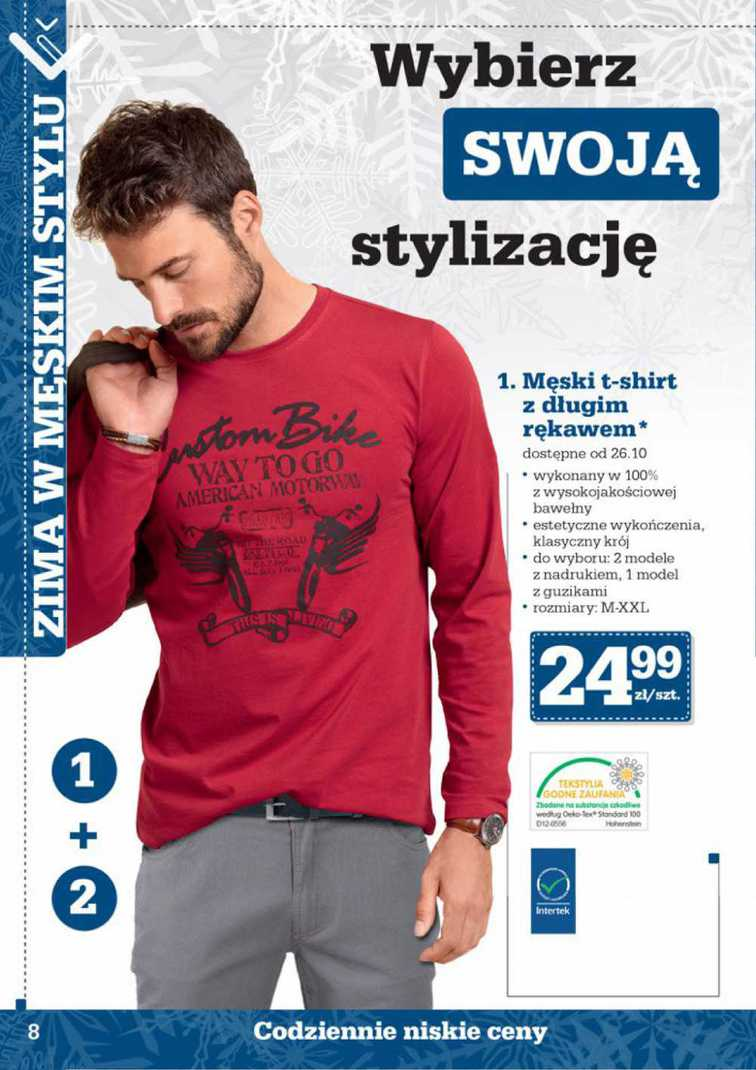 Gazetka sieci Biedronka, ważna od 2015-10-26 do 2015-11-08, strona 8