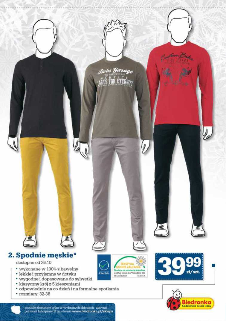 Gazetka sieci Biedronka, ważna od 2015-10-26 do 2015-11-08, strona 9