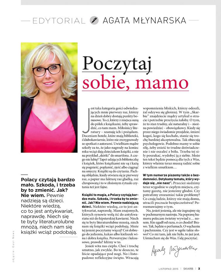 Gazetka sieci Rossmann, ważna od 2015-11-01 do 2015-11-30, strona 3