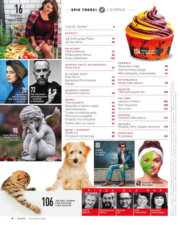 Gazetka sieci Rossmann, ważna od 2015-11-01 do 2015-11-30, strona 4