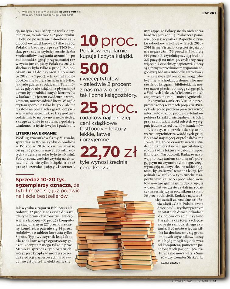 Gazetka sieci Rossmann, ważna od 2015-11-01 do 2015-11-30, strona 38