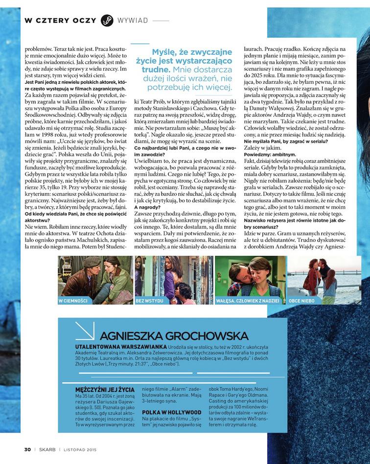 Gazetka sieci Rossmann, ważna od 2015-11-01 do 2015-11-30, strona 55