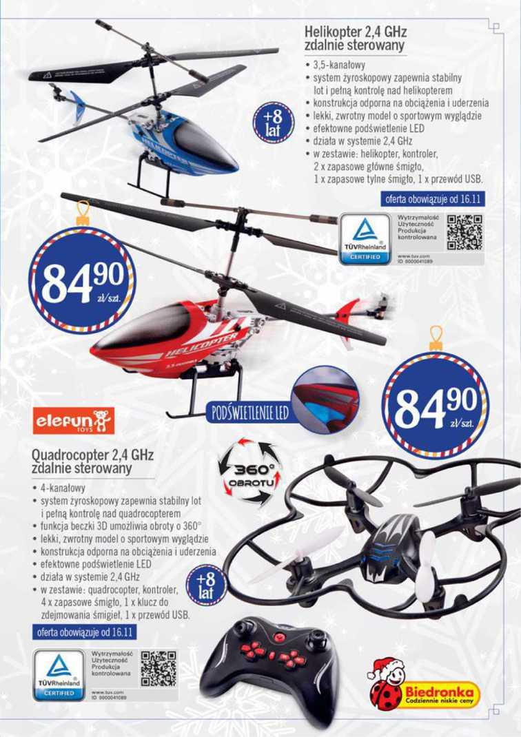 Gazetka sieci Biedronka, ważna od 2015-11-16 do 2015-12-13, strona 28