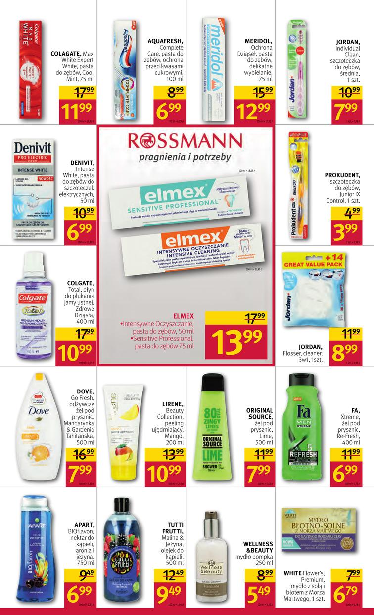 Gazetka sieci Rossmann, ważna od 2016-02-20 do 2016-03-02, strona 3