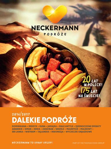 Gazetka promocyjna Neckermann, ważna od 21.09.2016 do 31.12.2017.