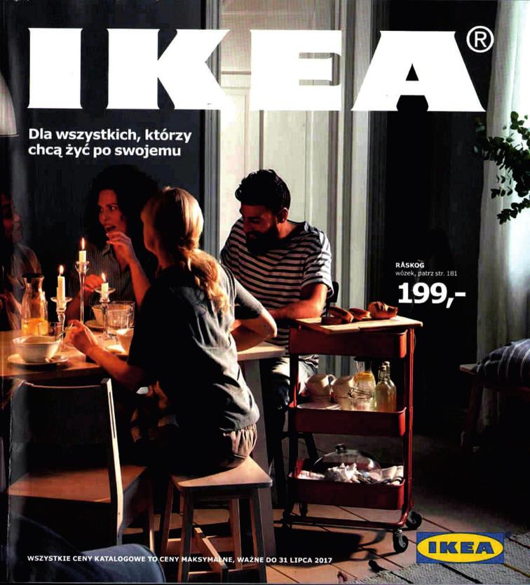 Gazetka sieci Ikea, ważna od 2016-11-23 do 2017-07-31, strona 1