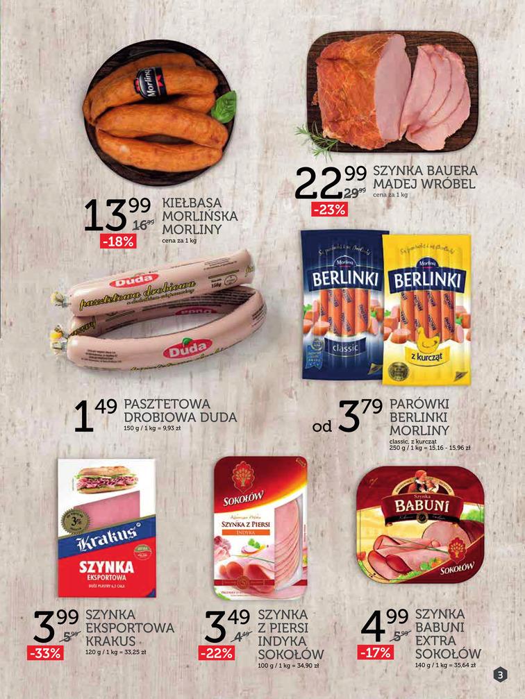 Gazetka sieci Freshmarket, ważna od 2017-01-11 do 2017-01-24, strona 3