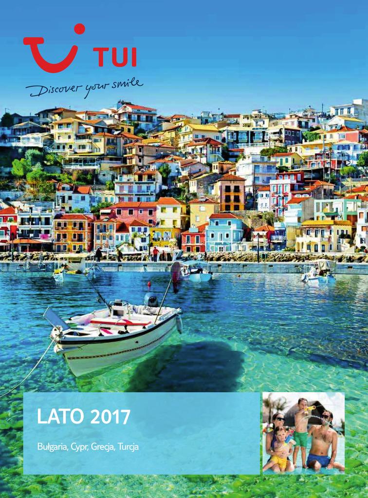 Gazetka sieci TUI, ważna od 2017-01-01 do 2017-08-31, strona 1