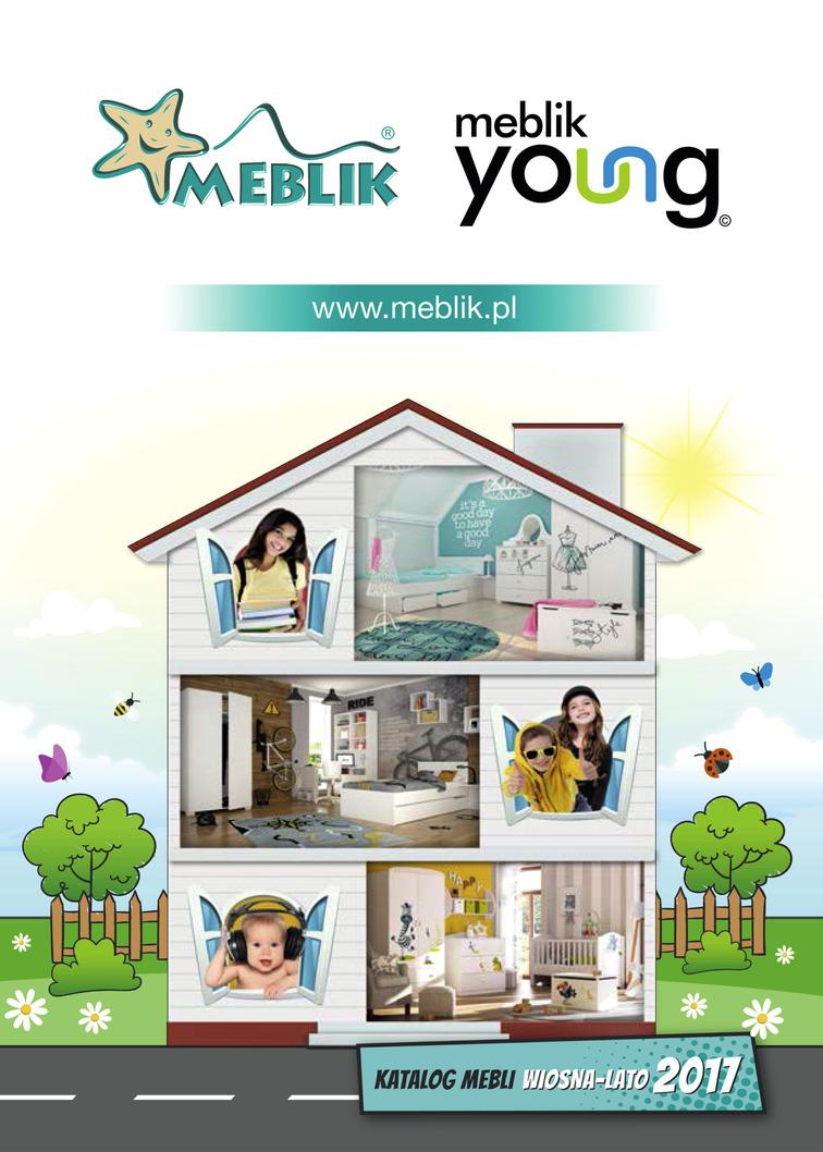 Gazetka sieci Meblik, ważna od 2017-03-01 do 2017-08-31, strona 1