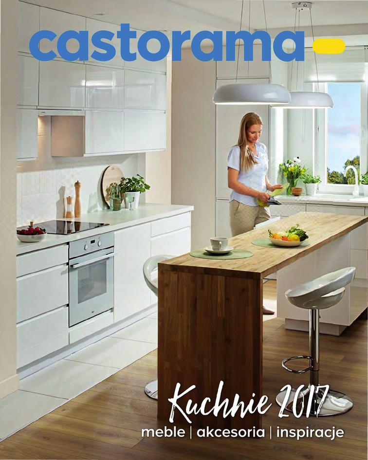 Gazetka sieci Castorama, ważna od 2017-04-18 do 2017-12-31, strona 1