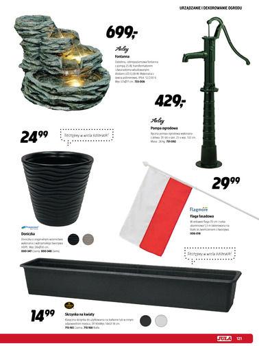 Gazetka promocyjna Jula, ważna od 22.05.2017 do 20.09.2017.
