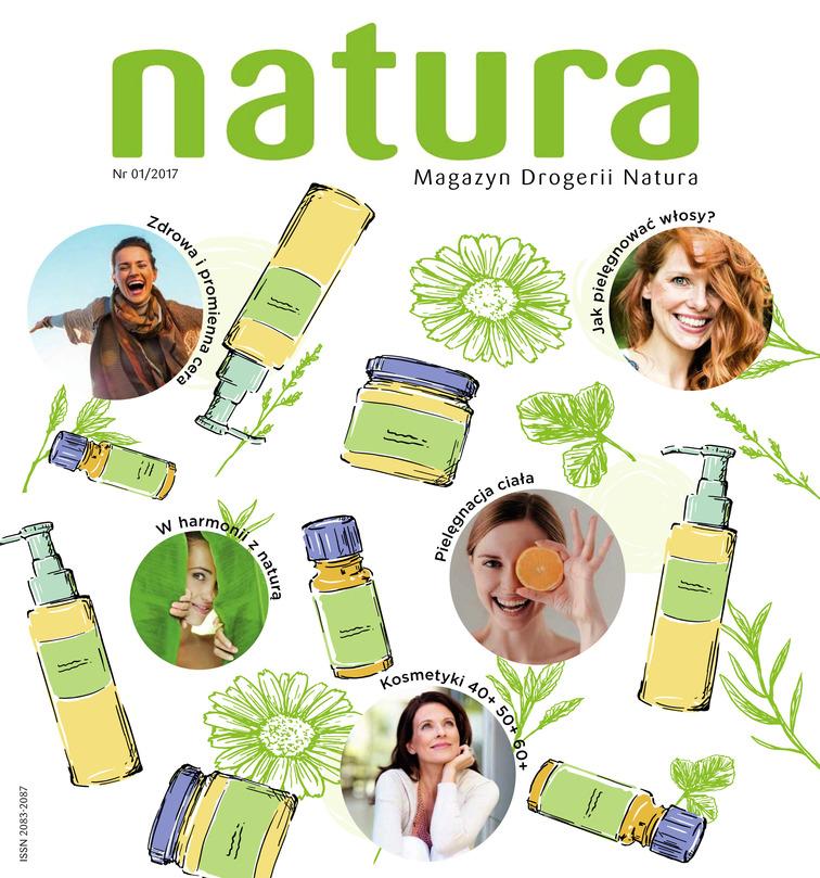 Gazetka sieci Drogerie Natura, ważna od 2017-06-01 do 2017-06-30, strona 1