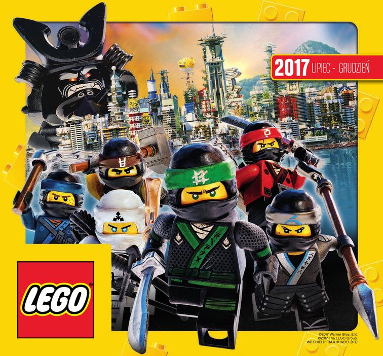 Gazetka sieci Lego, ważna od 2017-07-07 do 2017-12-31, strona 1