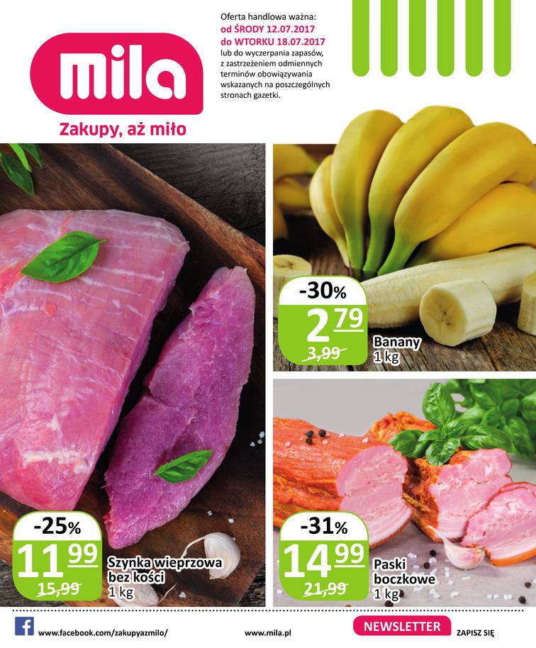 mila-gazetka-promocyjna-strona-1