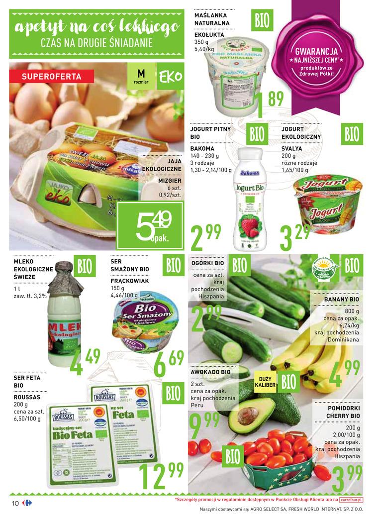 Gazetka sieci Carrefour, ważna od 2017-08-16 do 2017-09-18, strona 10