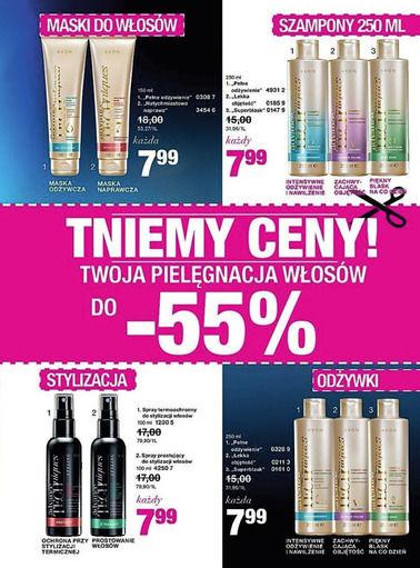 Gazetka promocyjna Avon, ważna od 09.09.2017 do 16.10.2017.