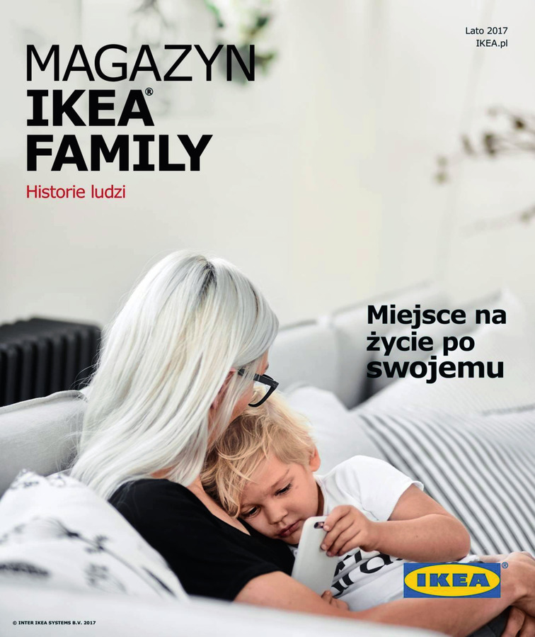 Gazetka sieci Ikea, ważna od 2017-08-01 do 2017-09-30, strona 1