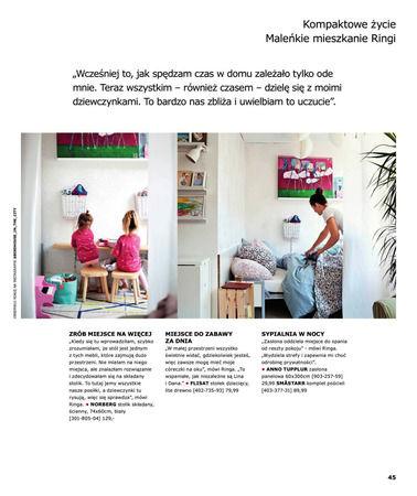 Gazetka promocyjna Ikea, ważna od 01.08.2017 do 30.09.2017.