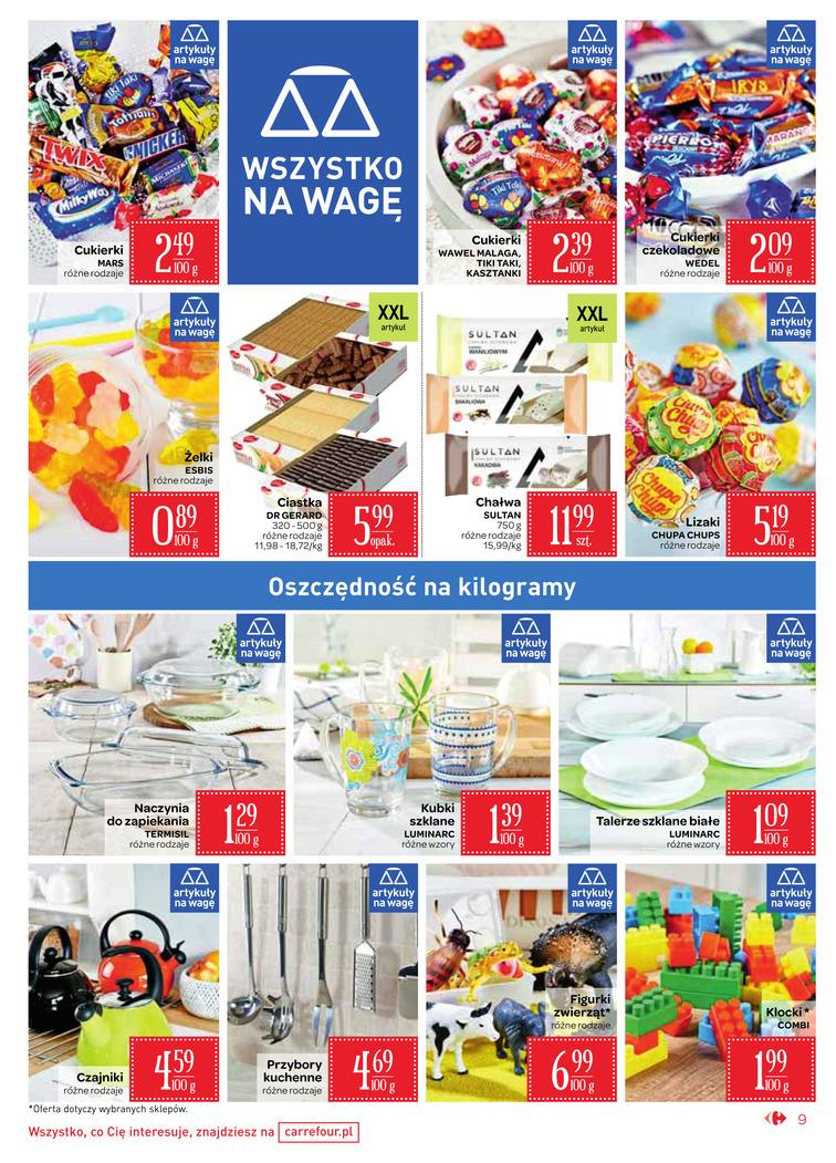 Gazetka sieci Carrefour, ważna od 2017-09-06 do 2017-09-18, strona 9